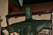 Jezus z Rio de Janeiro w Ustce
