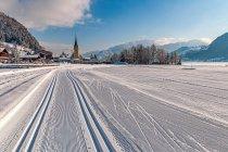 Kaiserwinkl - szlak narciarski w Walchsee