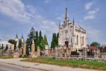 Kaplica cmentarna w Szczurowej