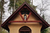 Kaplica koło Leśnictwa Czarniż