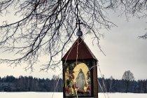 Kaplica koło Zgorzałego