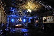 Kaplica w kopalni soli w Kaczyce