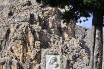 Kapliczka na przełęczy Falzarego
