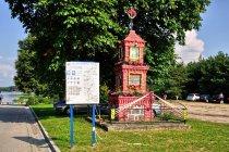 Kapliczka w Barkowicach