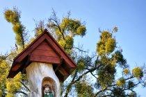 Kapliczka w Leśnictwie Kochanki