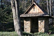 Kapliczka w Lipnej