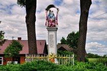 Kapliczka w Wietrzychowicach