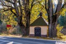 Kapliczka w Zdziarze