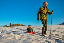 Karnawałowy bieg narciarski