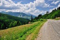Karpaty w Rumunii