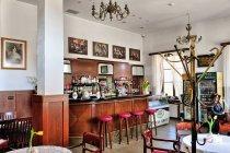 Kawiarnia w ratuszu Miasteczka