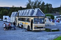 Kempingowy autobus z Holandii