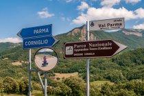 Kierunek Park Narodowy Apeninu Toskańsko-Emiliańskiego