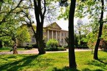 Klasycystyczny pałac biskupi - Pelplin