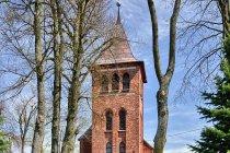 Kolejny kościół w Mierzeszynie