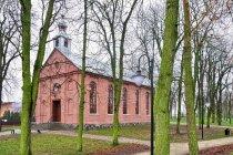 Kościół ewangelicki w Poddębicach