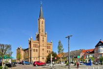 Kościół miejski w Fürstenbergu