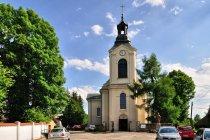 Kościół parafialny w Jaśliskach