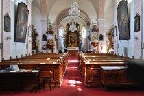 Kościół św. Marcina w Buchlovicach