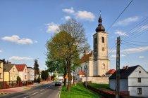 Kościół w Bieńkowicach