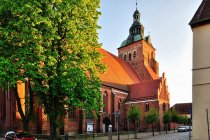 Kościół w historycznym Wittstock