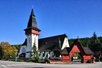 Kościół w Orawskiej Leśnej