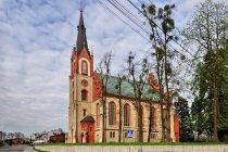 Kościół w Orzeszu-Woszczycach