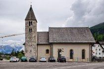 Kościół w San Martino di Castrozza
