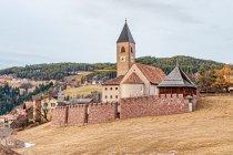 Kościół w Siusi - Seis