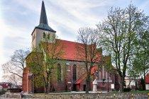 Kościół w Skarszewach