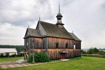 Kościół w Twardej - przedtem Tobiasze i Tomaszów Mazowiecki