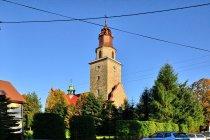 Kościół w Ujsołach