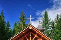 Kościółek alpejski