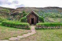 Kościółek na farmie Stong