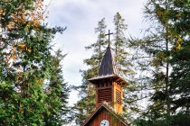 Kościółek w Tatrzańskiej Kotlinie