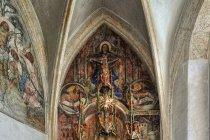 Kościółek w Tubre