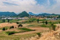 Krajobraz w Apeninach