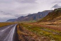 Krajobrazy Islandii