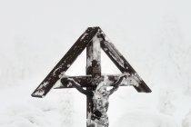 Krzyż na Smreku