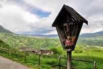 Krzyż przydrożny w Trentino