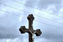 Krzyż w Niepoczołowicach