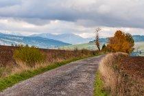 Łącznik pomiędzy szlakiem dookoła Tatr a drogą do Orawic