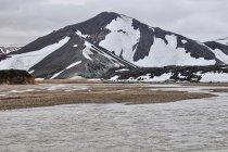 Landmannalaugar, Fjallabak