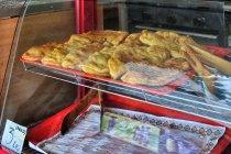 Langos - pyszny placek z kiosku pod monasterem