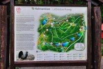 Liebesbankweg - szlak drewnianych ławek