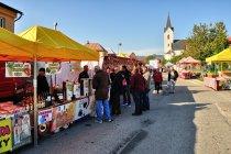 Lokalne święto w Starej Bystrzycy na Słowacji