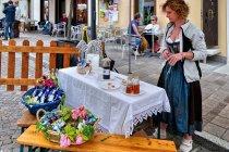 Lokalny festyn w Canal San Bovo