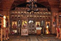 Mała cerkiew na uboczu Radowców