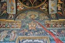 Malowane ściany cerkwi