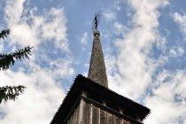 Maramureska cerkiew w Calinesti